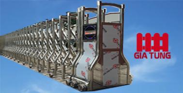 Cổng Xếp Điện MS-34