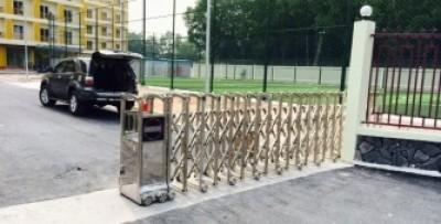 Cổng xếp điện MS-01