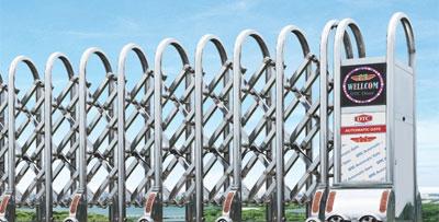 Cổng xếp nhập khẩu MS-12