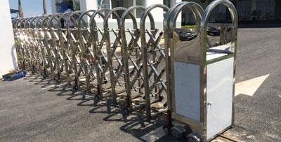 Cổng xếp điện MS-15